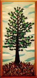 Ponderosa Pine with Sagebrush
